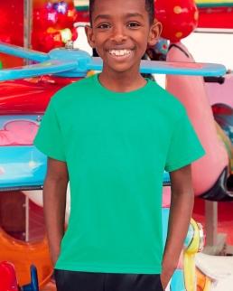 T-shirt bambino Value Weight