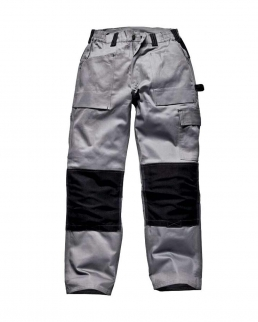 Pantaloni Multitasche bicolore
