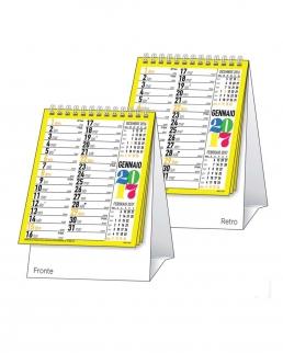 Calendarietto da tavolo Svedese