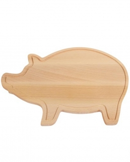 Tagliere Wooden Piggy