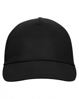 Cappellino in tessuto non tessuto 5 pannelli Basic