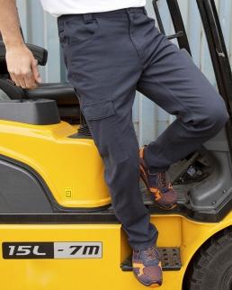 Pantalone super stretch slim Chino