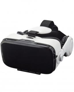Visore realtà virtuale con auricolari