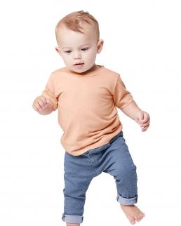 T-shirt Baby Triblend maniche corte