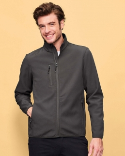 Giacca uomo softshell full zip Radian Men