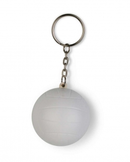 Portachiavi antistress pallone da volley