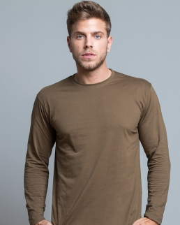 T-shirt uomo Regular manica lunga