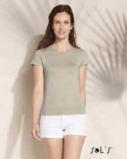 T-shirt Organic women
