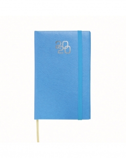 Agenda Giornaliera in PVC con elastico