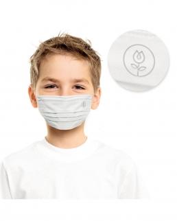 Mascherine bambini certificata EN14683