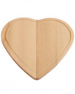 Tagliere Wooden Heart