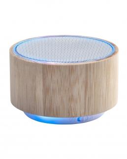 Speaker wireless in bamboo ed ABS