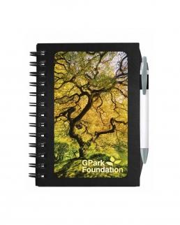 BIC® Notebook Chipboard Cover britePix™ Piccolo