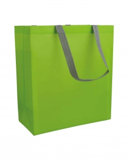 Borsa shopping in TNT laminato