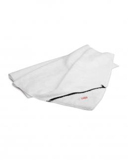 Asciugamano da palestra con tasca