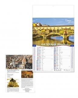 Calendario Mensile Città d'Italia