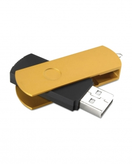 USB flash drive Metalflash 1Gb