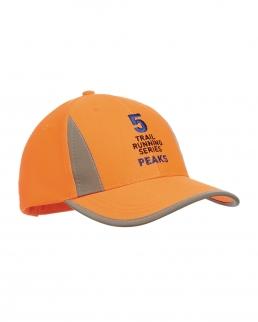 Cappellino 6 pannelli luminescente
