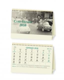 Calendario da tavolo Come Eravamo