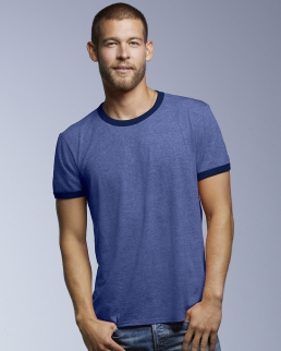T-shirt Basic Fashion Ringer
