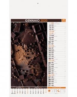 Calendario Dolci 12 fogli