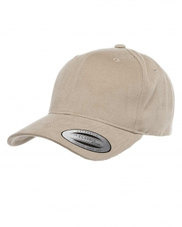 Cappellino profilo medio Brushed Cotton Twill