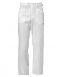 Pantalone con abbottonatura regolabile