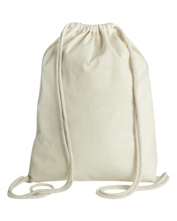 Sacca Bobo Natural in 100% Cotone Naturale