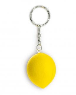 Portachiavi antistress Limone