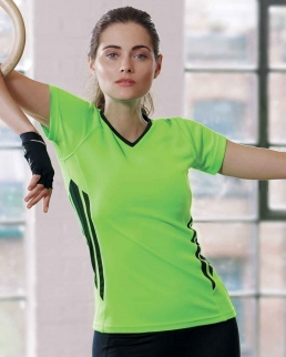 T-shirt donna Gamegear Cooltex Training Tee