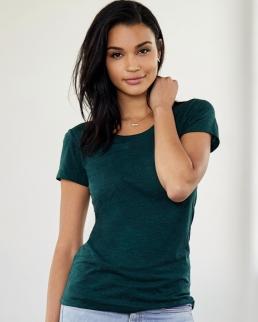 T-shirt girocollo Triblend