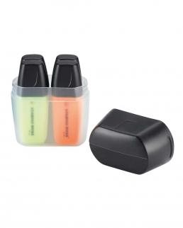 Stabilo Boss Mini Box da 4 colori