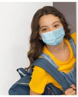 Mascherina chirurgica monouso bambino