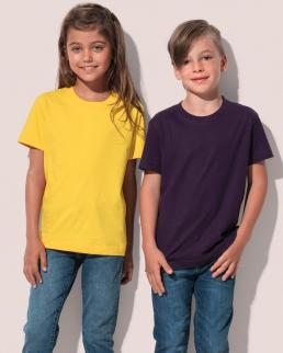 T-shirt  classica con girocollo