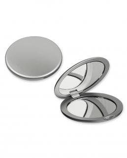 Specchietto rotondo in plastica