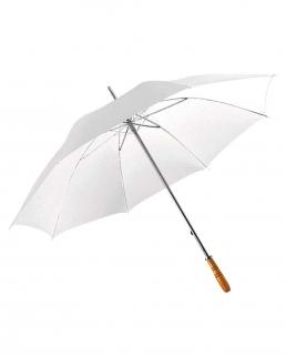 Ombrello Golf con fusto in acciaio e manico in legno