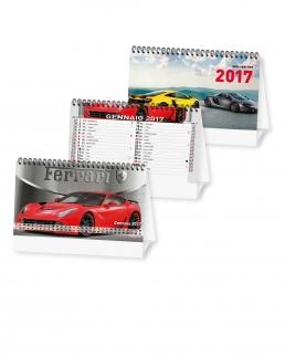 Calendario da tavolo Auto Sportive
