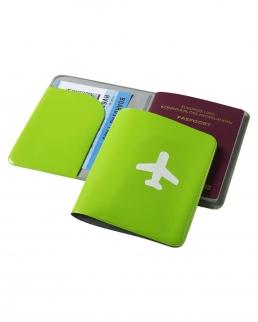 Porta passaporto Voyage