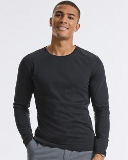 T-shirt uomo maniche lunghe Pure Organic