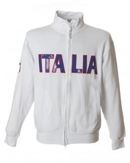 Felpa Italia100% cotone