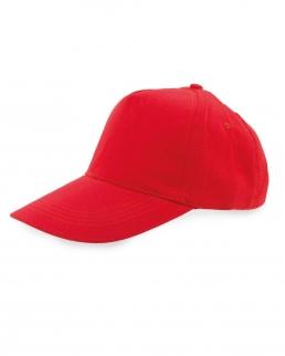 Cappellino in cotone pettinato