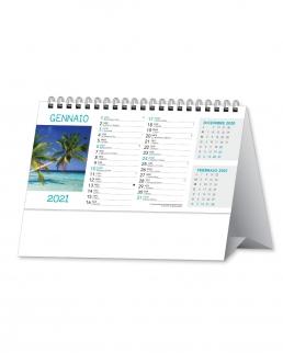 Calendario da tavolo Travel