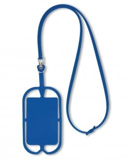 Porta smartphone da collo in silicone