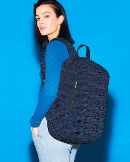Borsa Duo Knit Backpack