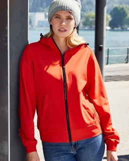 Giacca donna in Softshell a 2 strati