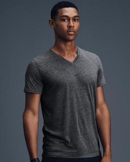 T-shirt leggera con scollo a V