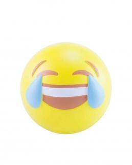 Pallina Antistress Emoji 3D piangere dal ridere