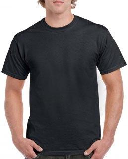 T-shirt Heavy Gildan taglie forti