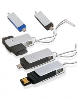 Chiavetta USB a rotazione 4GB