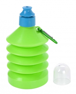 Borraccia telescopica 600 ml BPA Eree